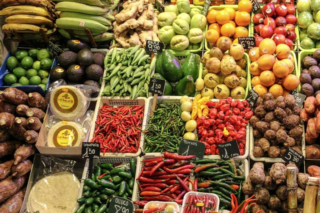 warzywa i wowoce
