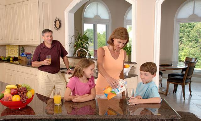 Rodzina i wspólny posiłek