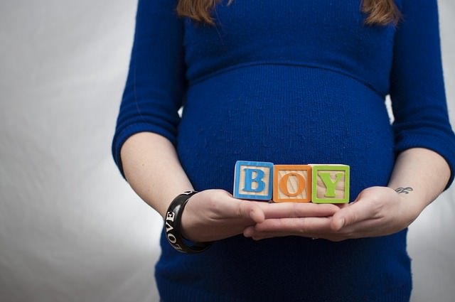 kobieta w ciąży