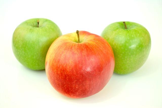 Jabłka dla zdrowia organizmu