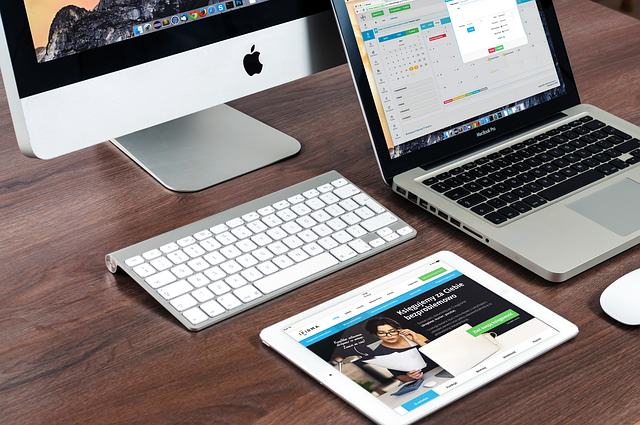 komputer lapto tablet