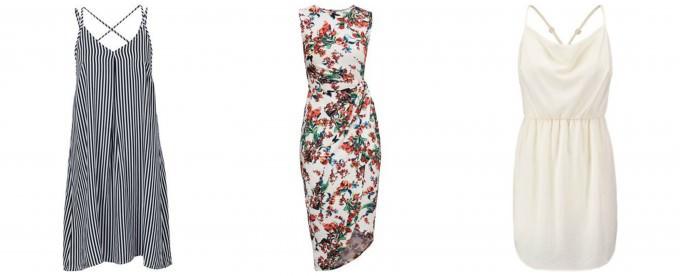 Sukienki na lato w różnych wzorach