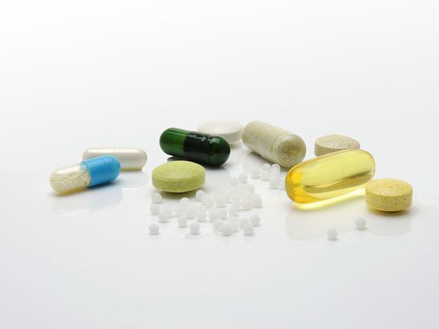 tabletki i kapsulki