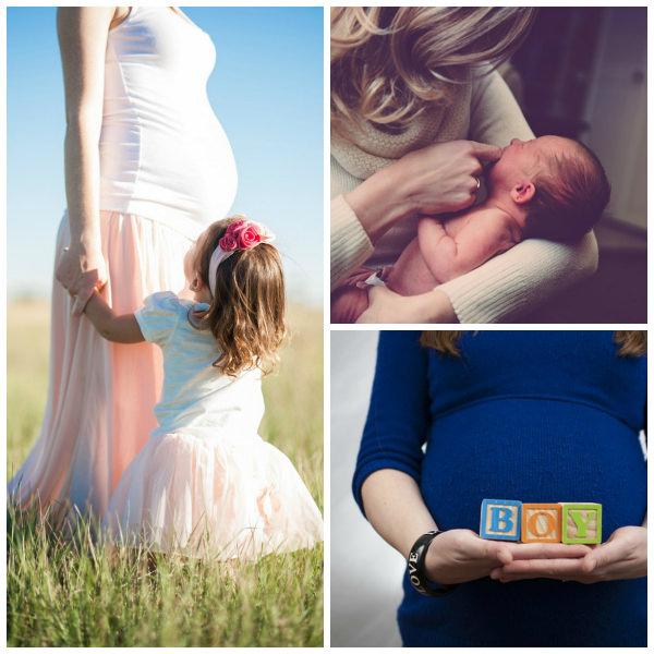 Kobiety, matki i dzieci