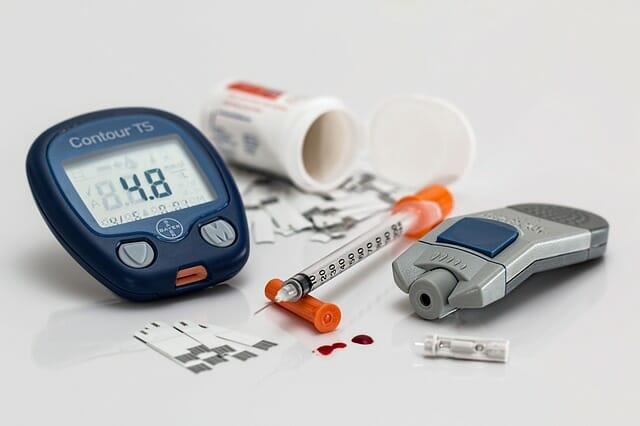 Zestaw do badania krwi