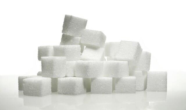 Cukier w kostkach