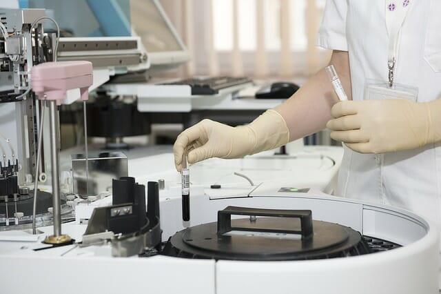 Laboratorium badania